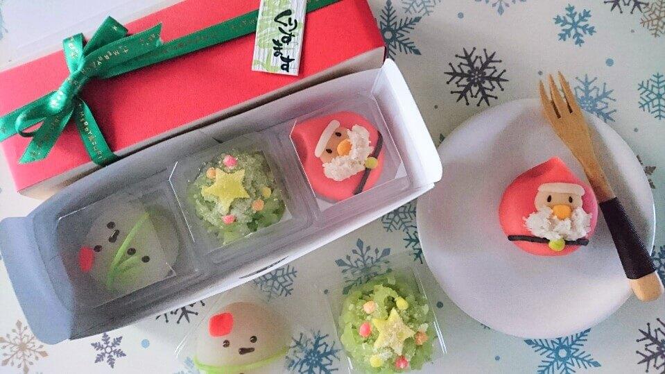 12月23~25日3日間限定でクリスマスのお菓子を販売します!