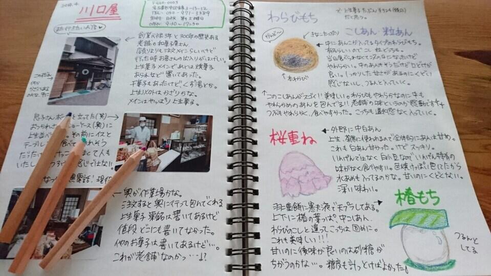 名古屋で和菓子屋さん巡り行ってきました!