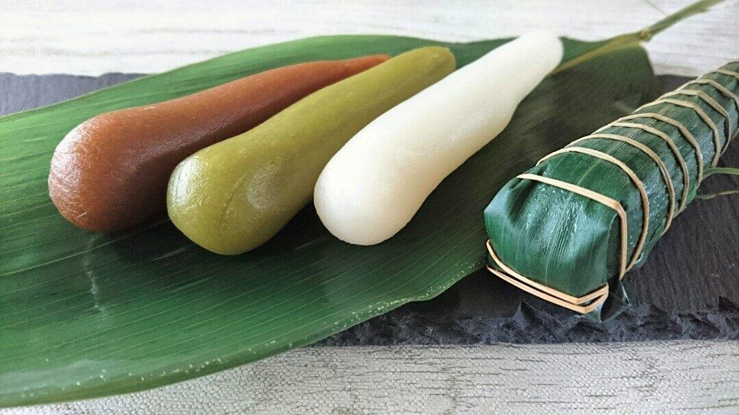 5月3日~5日限定外郎粽を販売します!