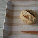 12月1日から焼栗しぼりと栗蒸し羊羹を販売します!