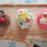 12月21~24日数量限定でクリスマス菓子を販売します!