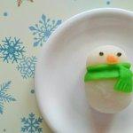 今年最後のお茶菓子です!