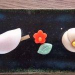 お茶菓子のご注文でミニサイズのものを作りました!